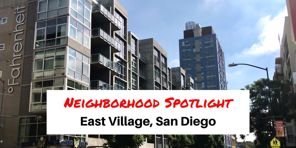 Neighborhood Spotlight: East Village, San Diego