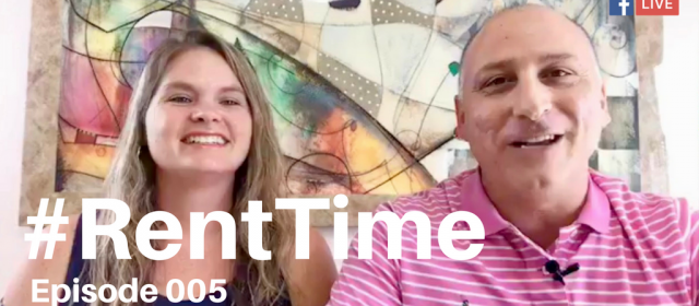 #RentTime Episode 005-Collecting Security Deposits -The Do's & Don'ts
