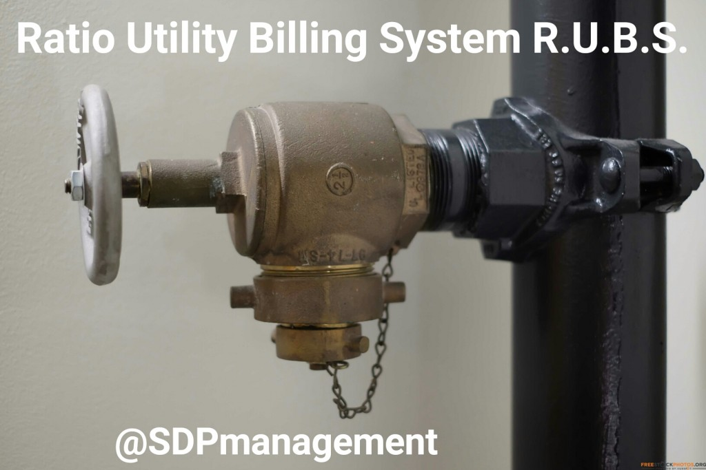 How to Reduce High Water Expenses- Have you Heard of R.U.B.S.?