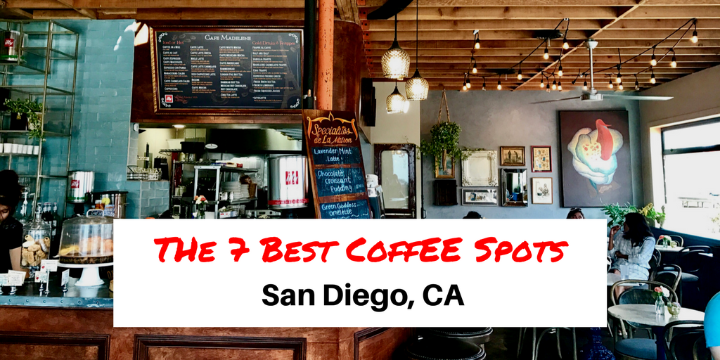 The 7 Best Coffee Spots San DIego
