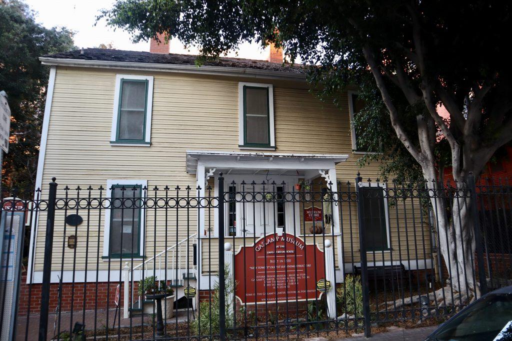 San Diego Haunted Houses, Davis Horton House
