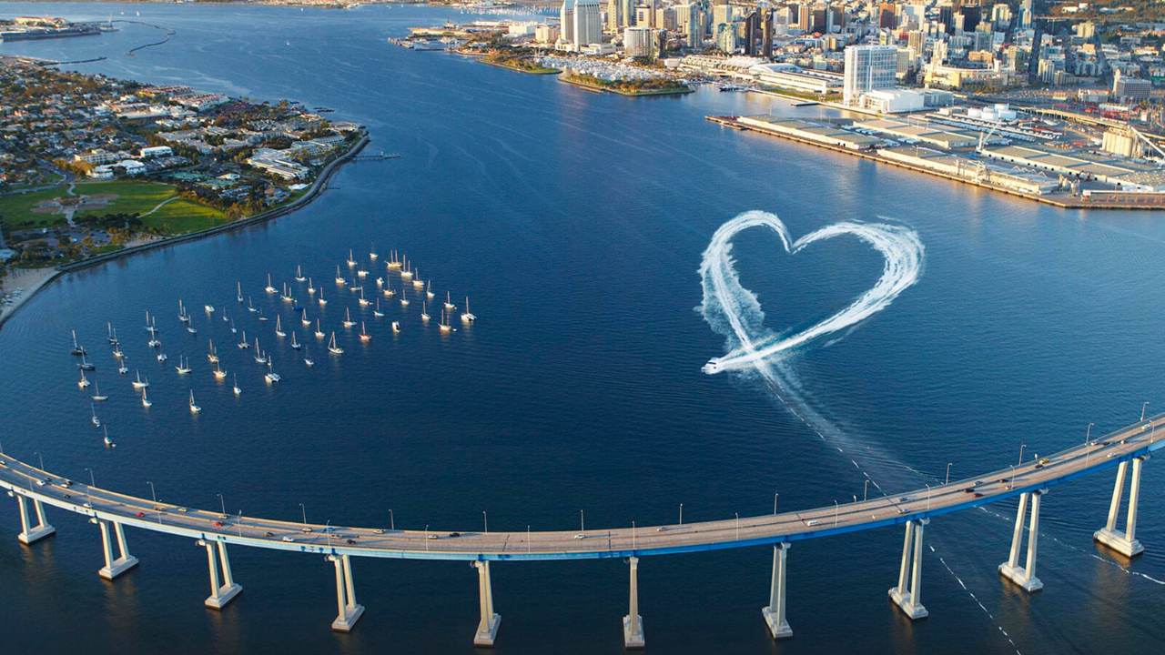 Dinner Date Again? Here's 5 Better Ways to Celebrate Valentines Day in San Diego