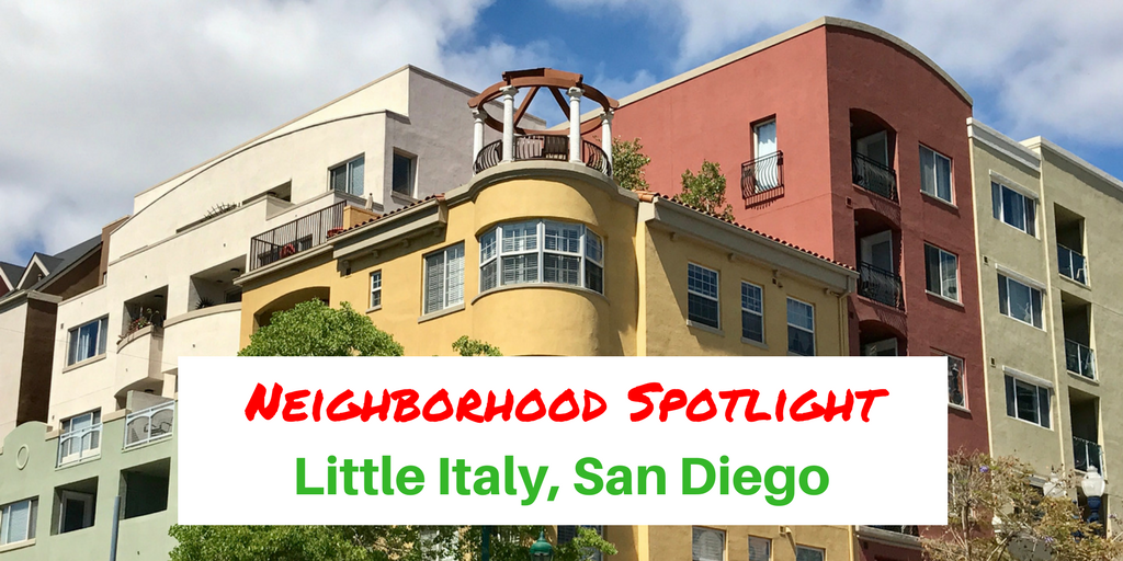 Little Italy San Diego | Neighborhood Spotlight