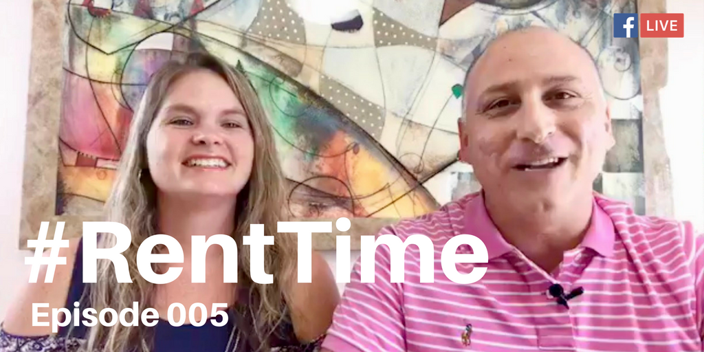 #RentTime Episode 005 Security Deposits