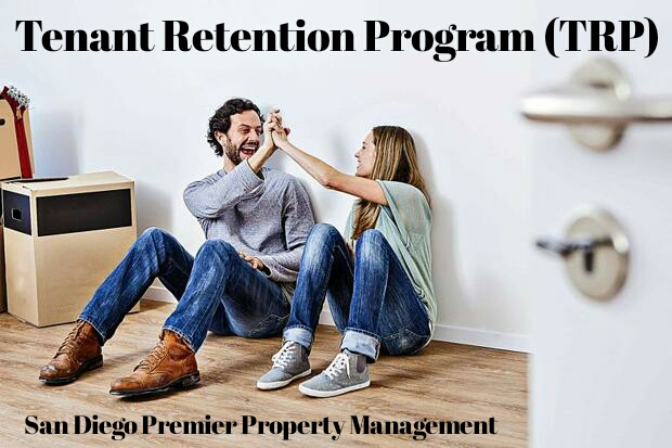 San Diego Premier Property Management Tenant Retention Program