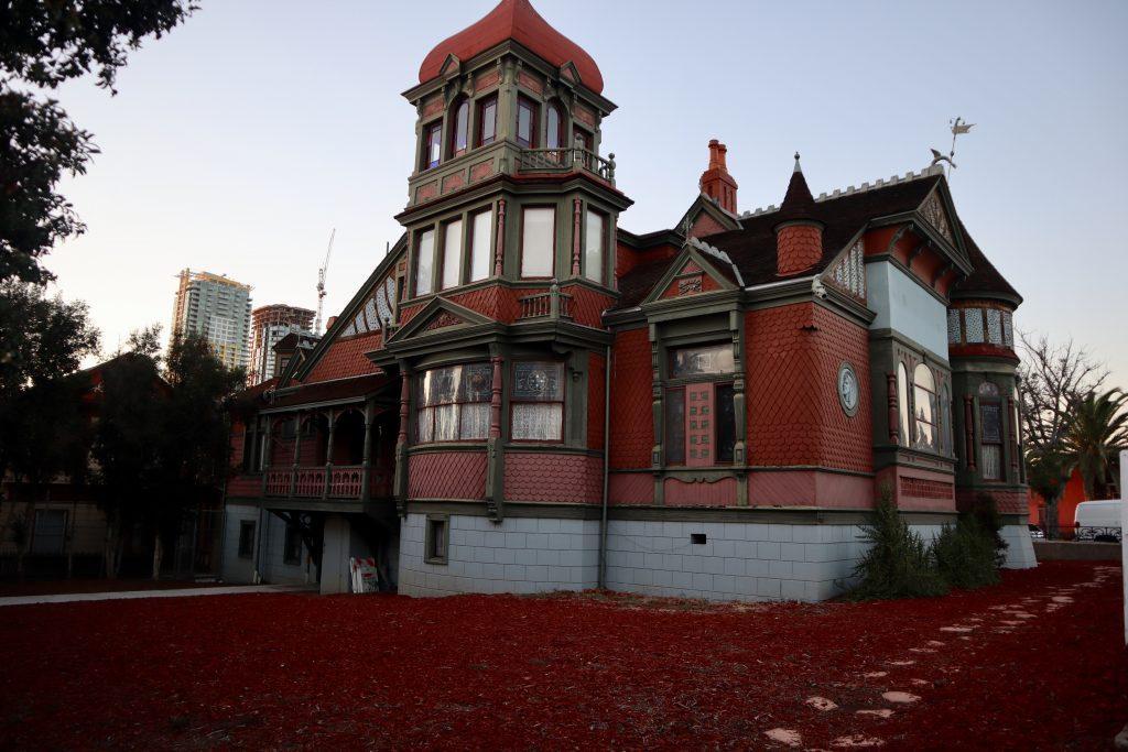 San Diego Haunted Houses, Villa Montezuma