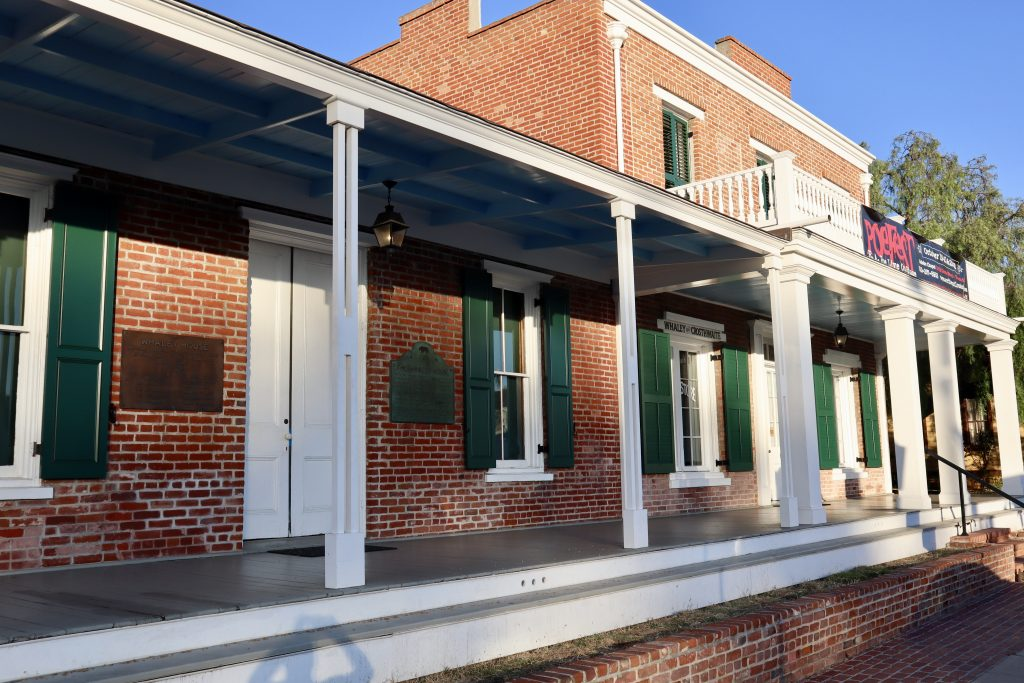 San Diego Haunted Houses, The Whaley House