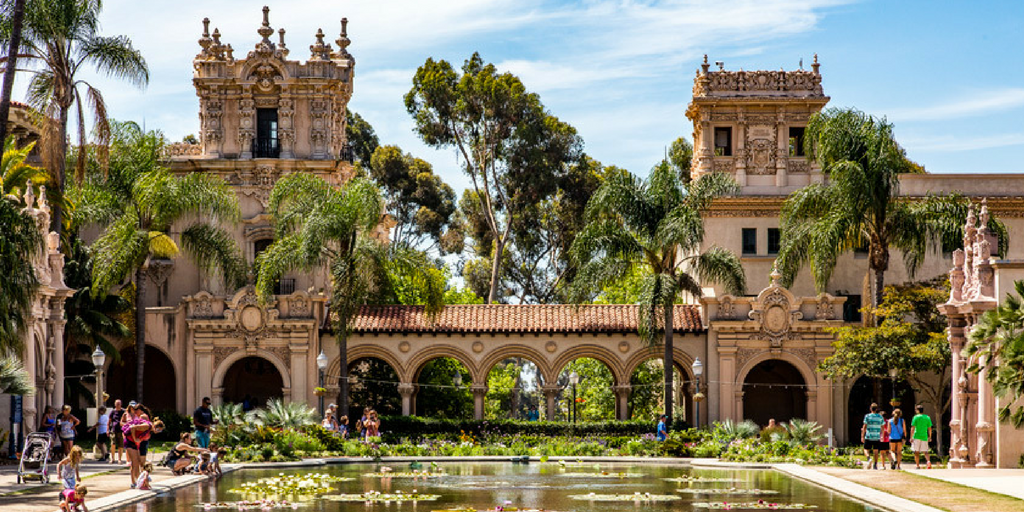 Dinner Date Again on Valentines Day? Here's 5 Better Ways to Celebrate Valentines Day in San Diego Balboa Park